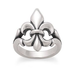 James Avery Fluer De Lis Ring